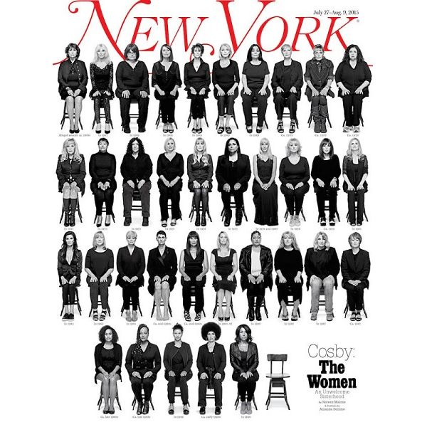 Bill Cosby wants New York magazine to provide materials from its interviews with 35 women accusing the comedian of sexual abu