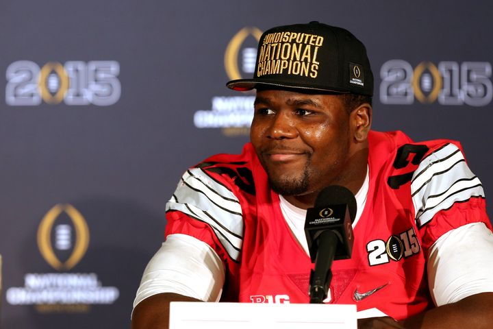 Ohio State quarterback Cardale Jones, a former national champion, isn'tworth the risk.