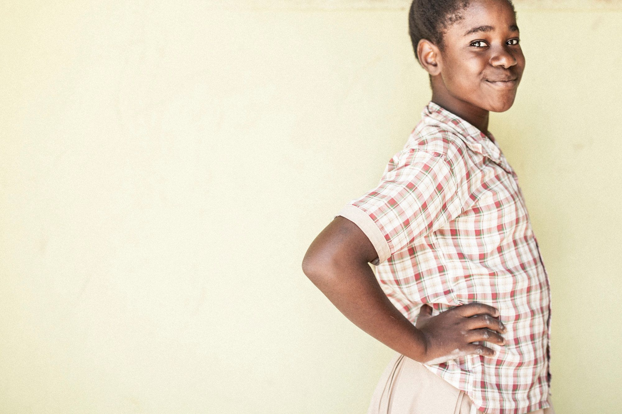 By taking photos of the women of Haiti, photographerThibault Carron says he captured the country's strength.
