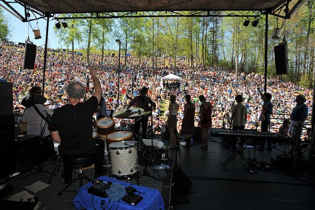 The Hillside Album Hour will see its ninth incarnation at MerleFest at 4:15 p.m. Saturday, April 30. It's a brainchild