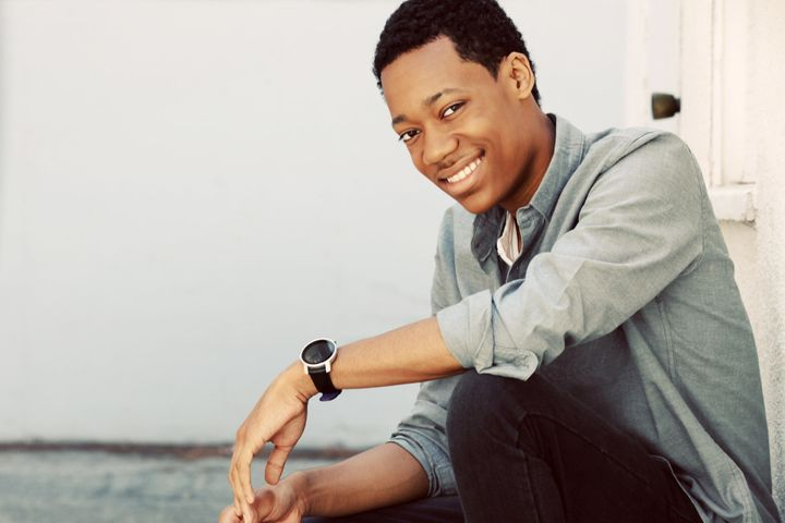 """Tyler James Williams: """"I think sometimes we fall into the trap of telling the same stories over and over again, with differen"""