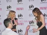 This Couple Got Engaged In Front Of Britney Freaking Spears