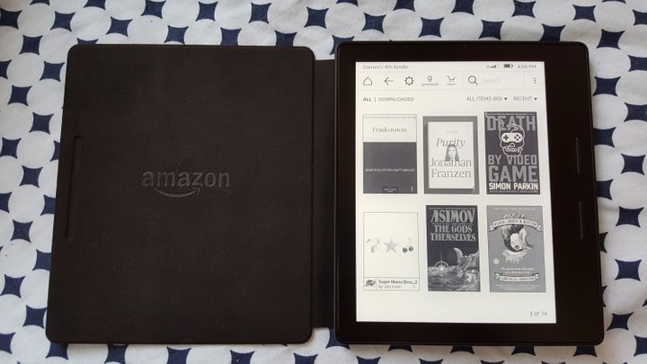 The Amazon Kindle Oasis Is A Beautiful Waste (Review) | HuffPost