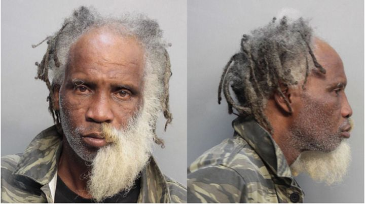Kevin Gibson, 58, was arrested April 19 for possession of more than 20 grams of marijuana.