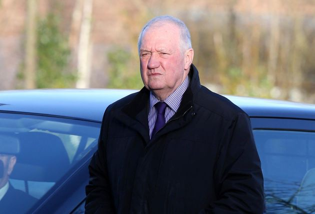 Match commander Chief Superintendent David Duckenfield pictured in March