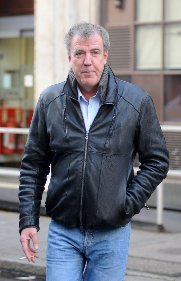 Jeremy Clarkson, who - lest we forget - was fired from 'Top Gear' last year, for punching a producer,...