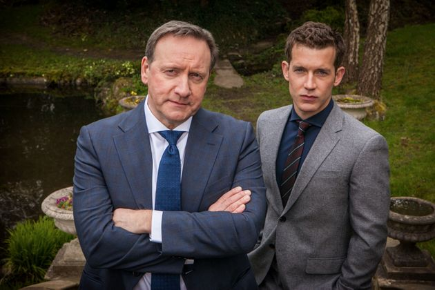 Nick Hendrix will be joining Neil Dudgeon for the new series of 'Midsomer