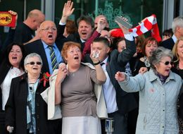 Hillsborough Families Break Into 'You'll Never Walk Alone' Moments After Verdict