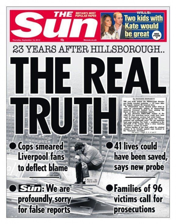 The Sun's Kelvin MacKenzie, Jeremy Hunt And 5 Other People Who Apologised For Hillsborough Disaster
