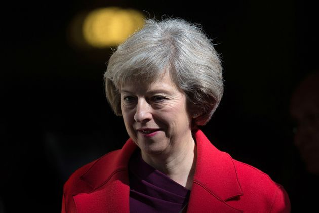 Theresa May Accused By Tory MP Of 'Throwing A Grenade' At Conservative Party Over
