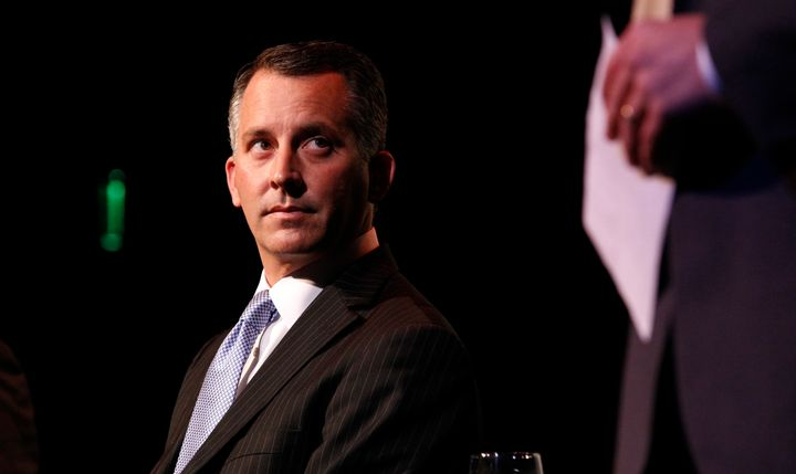 Rep. David Jolly (R-Fla.) isn't exactly on message with Senate Republican leaders.