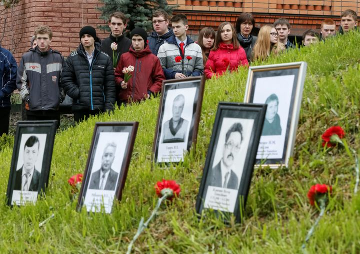 Ukraine held memorial services on Tuesday to mark the 30th anniversary of the Chernobyl nuclear disaster.