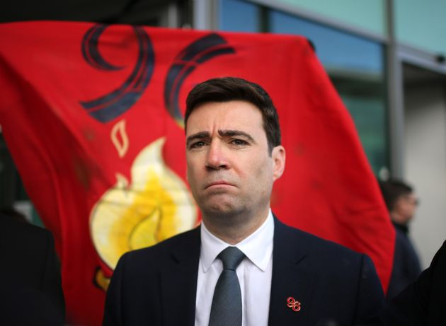 Andy Burnham Calls For Police Who 'Lied' Over Hillsborough Disaster To Face