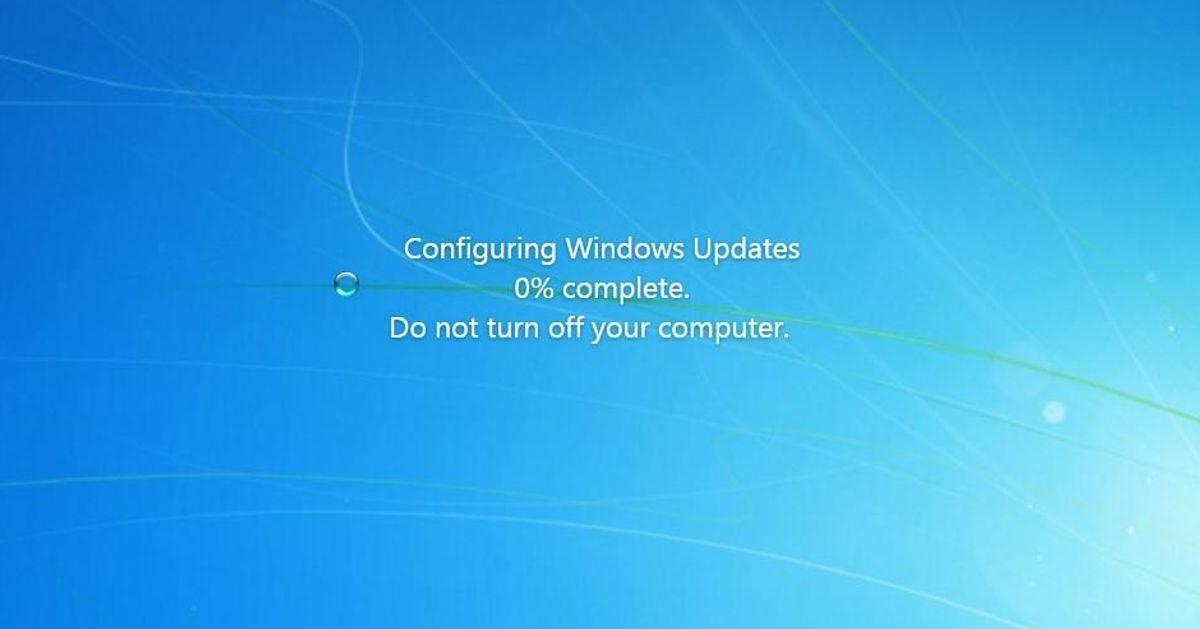 Windows Fake Update