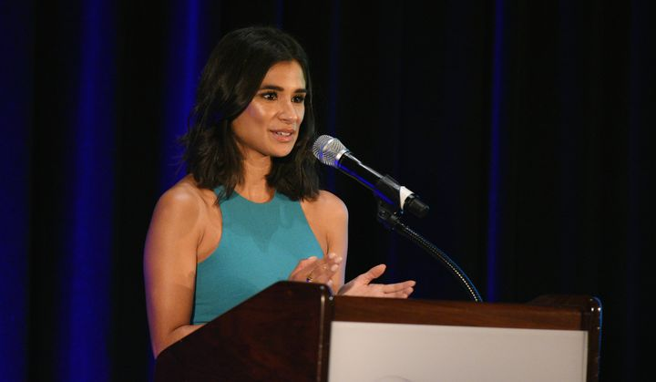 Actress Diane Guerrero began speaking out about her parents' deportation in 2014.