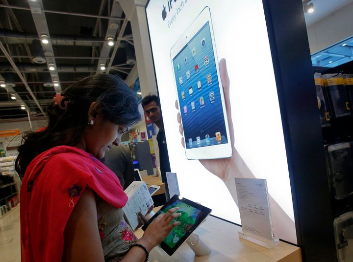 Experts have found that India's smartphone market has a number of parallels to China's market five to six ye