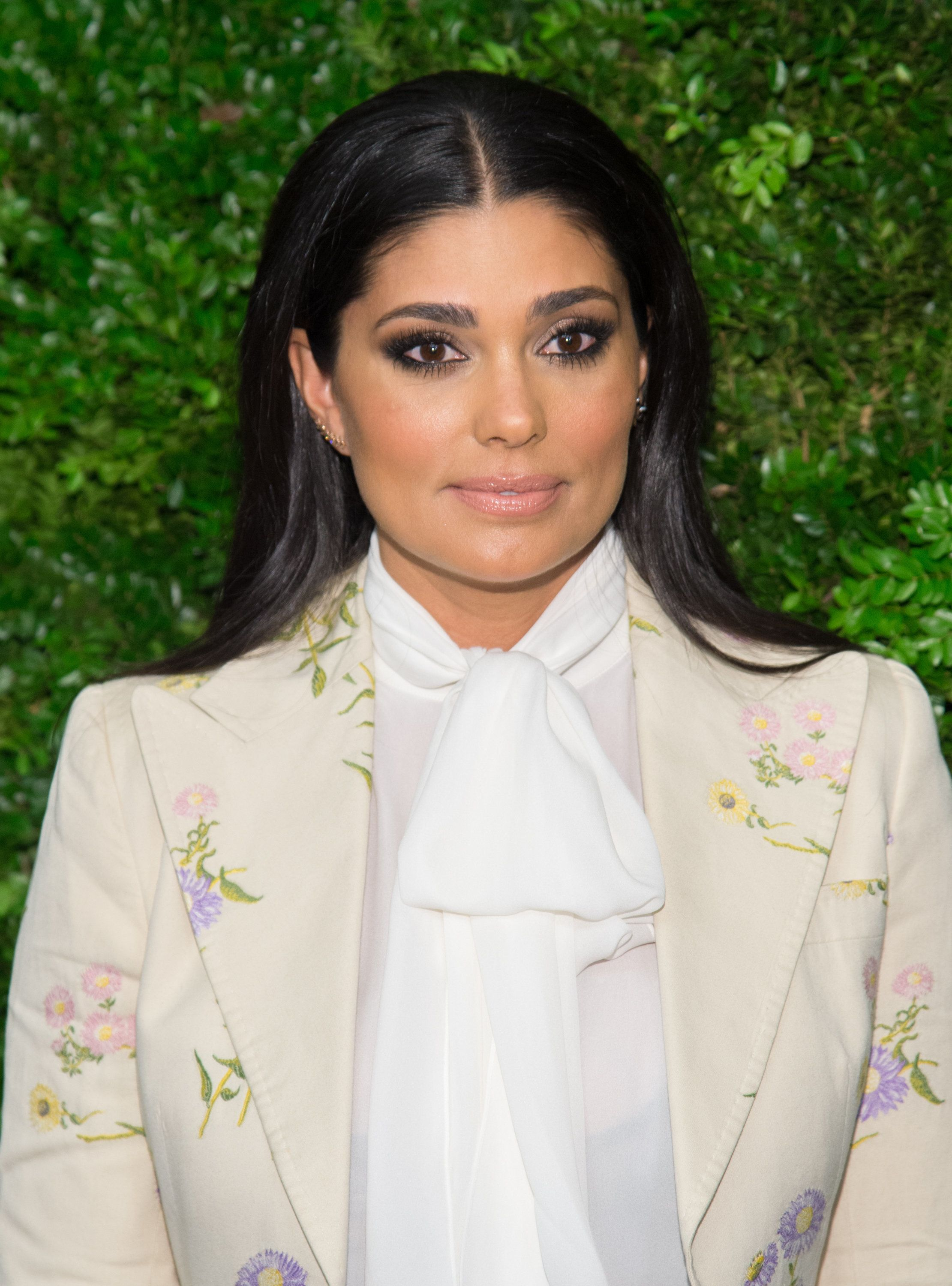 NEW YORK, NY - NOVEMBER 17:  Fashion Designer Rachel Roy attends the 8th Annual Museum Of Modern Art Film Benefit Honoring Cate Blanchett on November 17, 2015 in New York City.  (Photo by Mark Sagliocco/Getty Images)