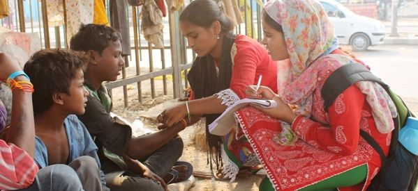 Street Teens In India Launch Their Own Newspaper