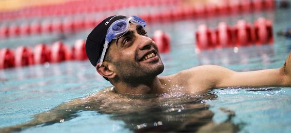 This Syrian Refugee Is Going To Carry The Olympic Torch