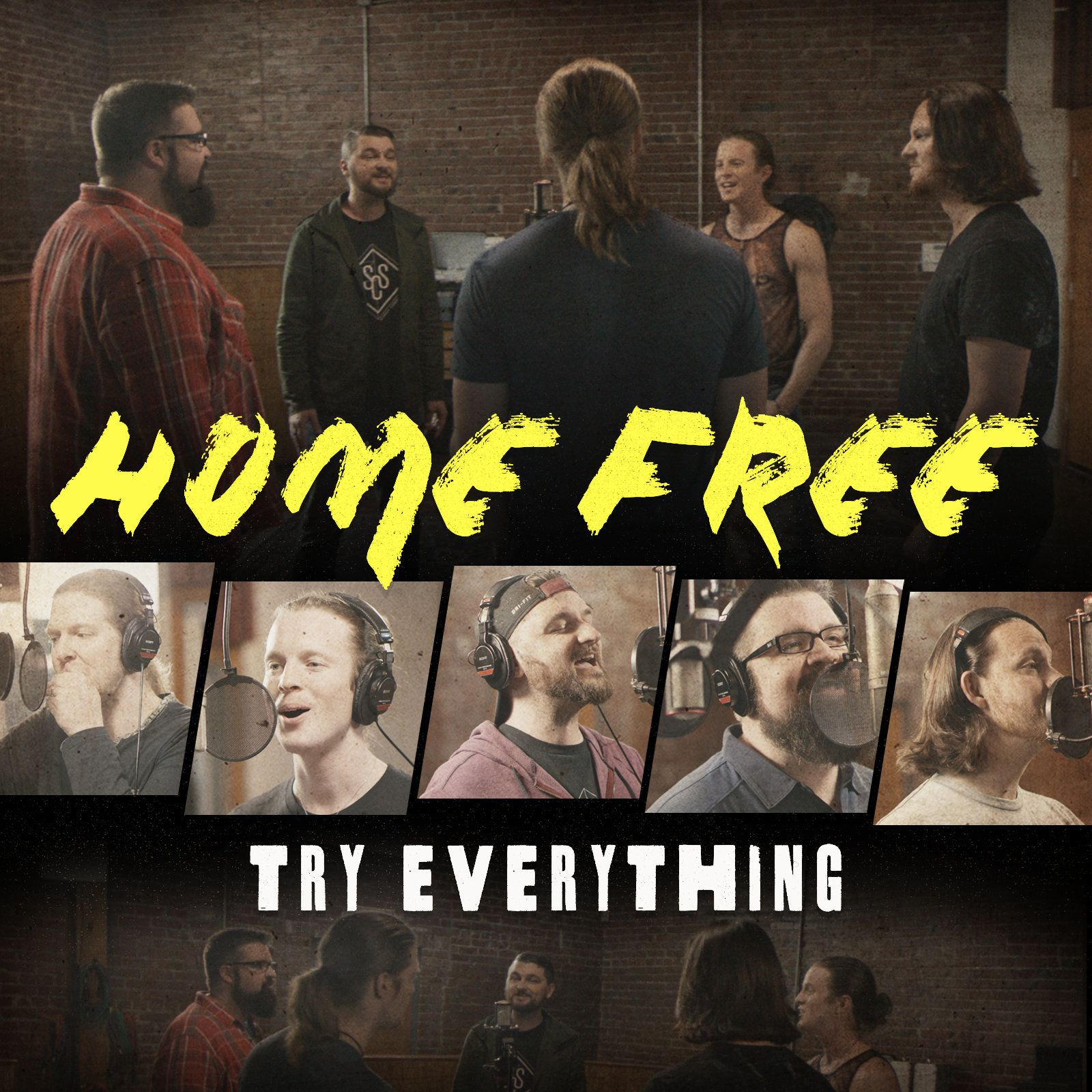 vocal group home free covers  u0026 39 try everything u0026 39  from