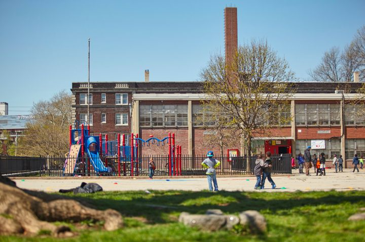 Samuel Powel Elementary is one of the smallest schools in the district, and has suffered the effects of Philadelphia'