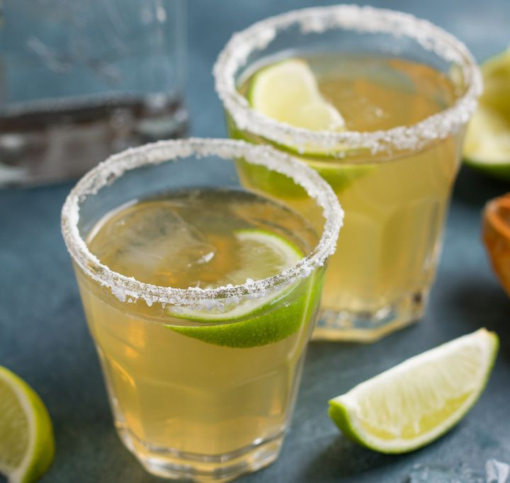 The margarita, as we now know it.