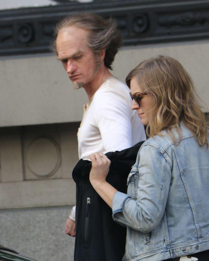 Neil Patrick Harris Reveals Newly Shaved Head At The Tony Awards