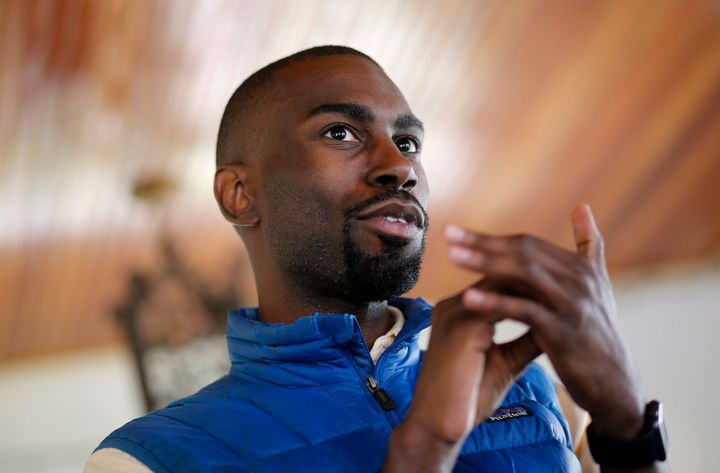 Support for DeRay Mckesson's mayoral campaign never got out of thesingle digits.