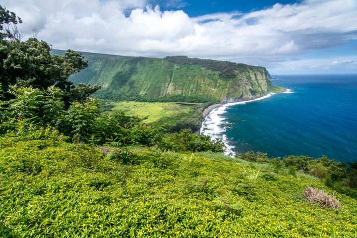 Hawaii's natural beauty can convince people to move to the islands even when they can't afford to.