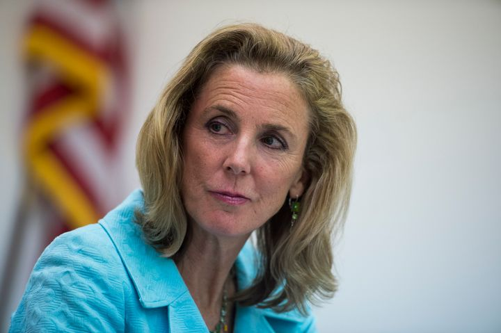 Katie McGinty won Pennsylvania's Democratic Senate primary.