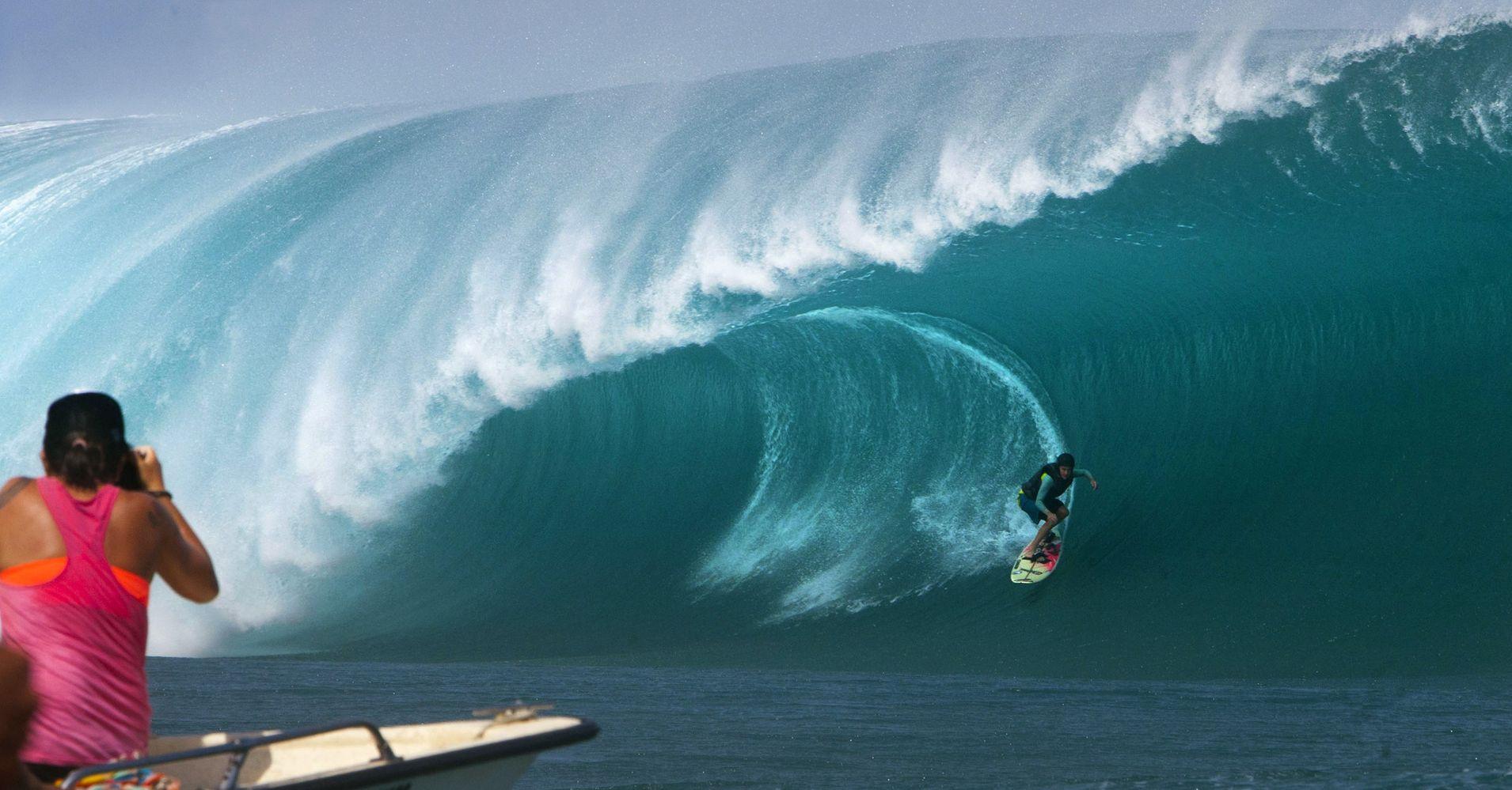 World Big Wave Surfing Tour