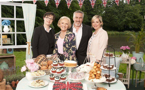 'Great British Bake Off' has become a hit with viewers and critics