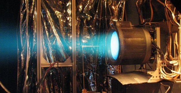 This Ion Thruster Is The Futuristic Engine That Will Take Us To
