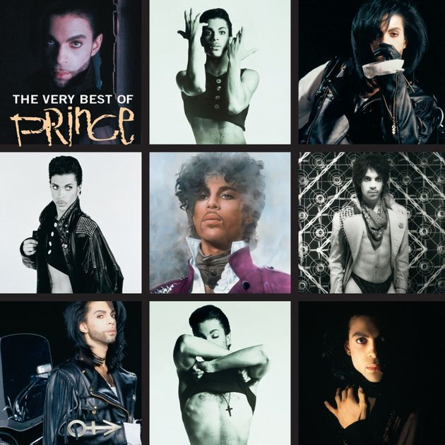 'The Very Best Of Prince' is currently holding the top spot on the midweek album