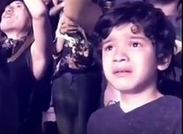 Try Not To Cry Watching This Boy With Autism At A Coldplay Concert