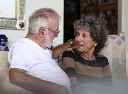 Alzheimer's Can't Erase 70 Years Of Love Between This Couple