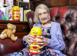 Woman, 109, Prefers Candy To Men