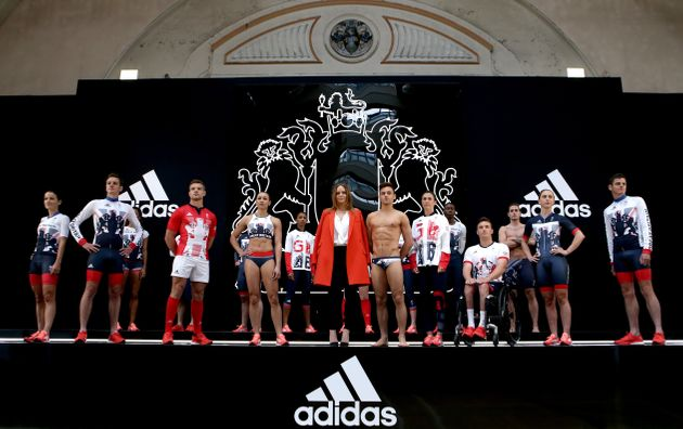 Olympics 2016: Team GB And Paralympics GB Kit Revealed For