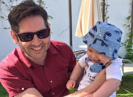 Dad's Hilarious Post Shows What It's Really Like To Take A Baby Abroad