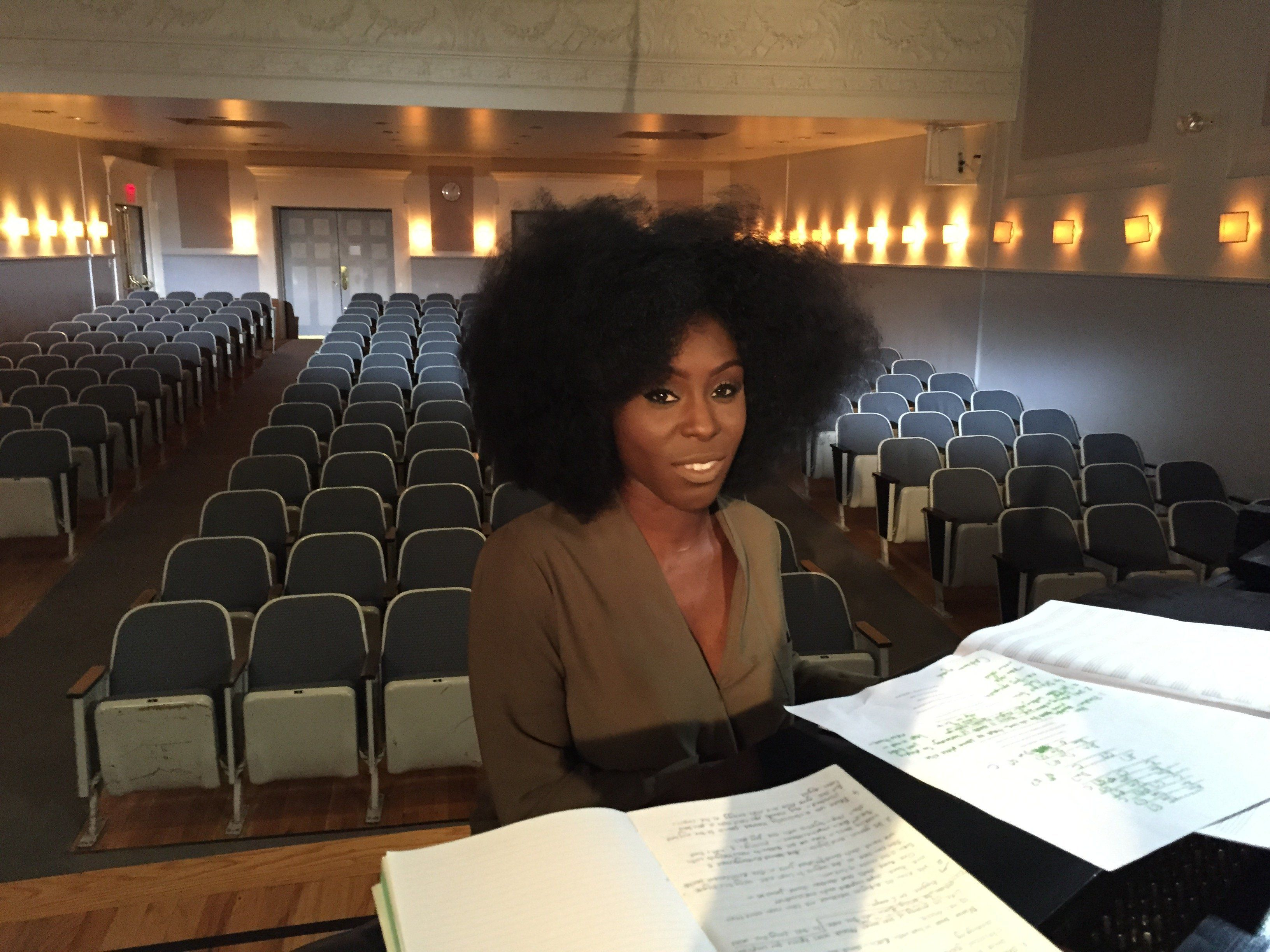 Laura Mvula was inspired by Prince's