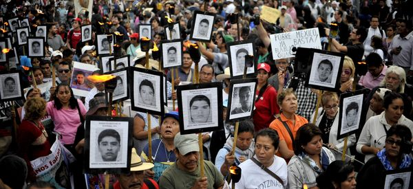 Why Mexico Might Not Convict Anyone In Missing 43 Students Case