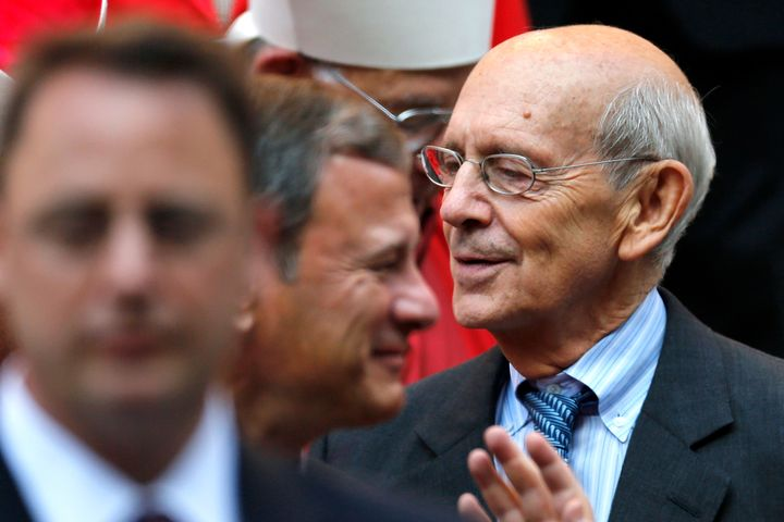 Justice Stephen Breyer played a lead role in trying to define limits of anti-corruption laws in the case of former Virginia G