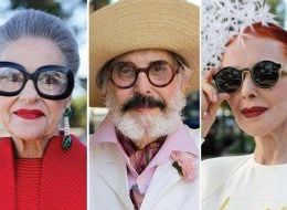 New Book Shows The 'Advanced Style' Of The Older And Wiser