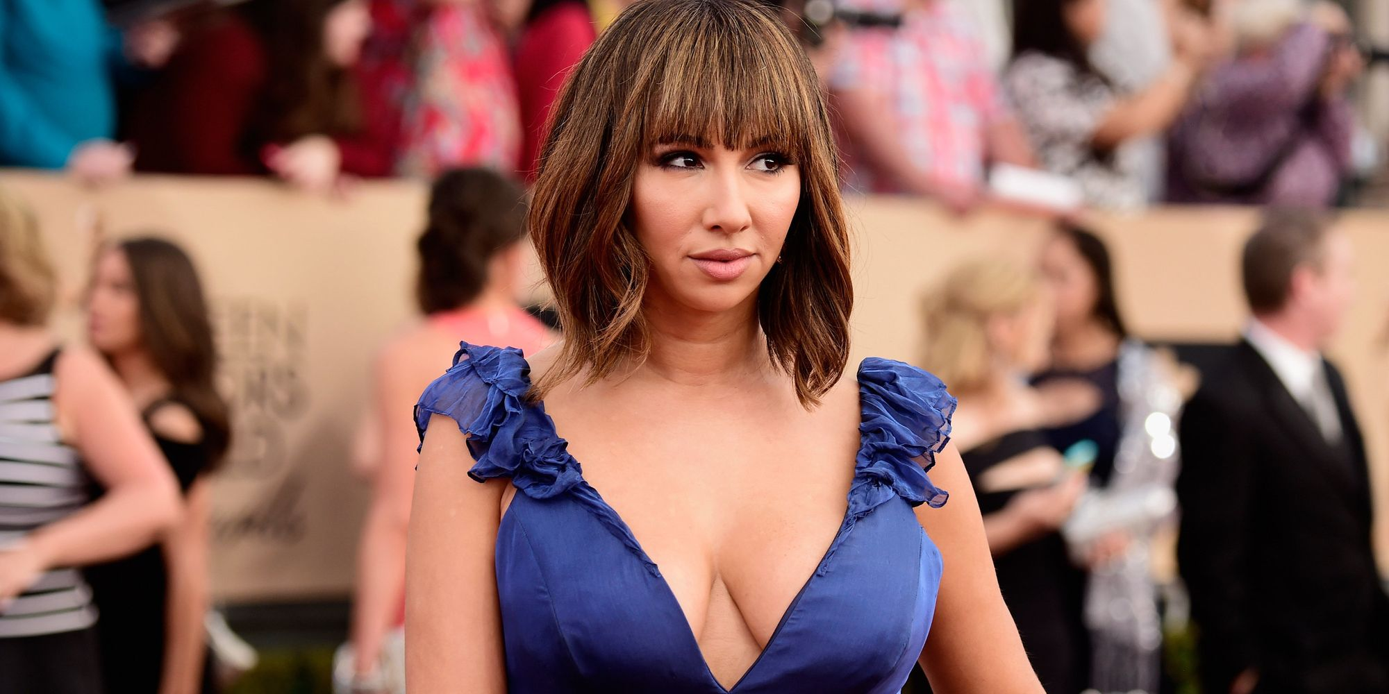 What An 'Awful' Accident Taught 'OITNB' Star Jackie Cruz About Beauty | The Huffington Post