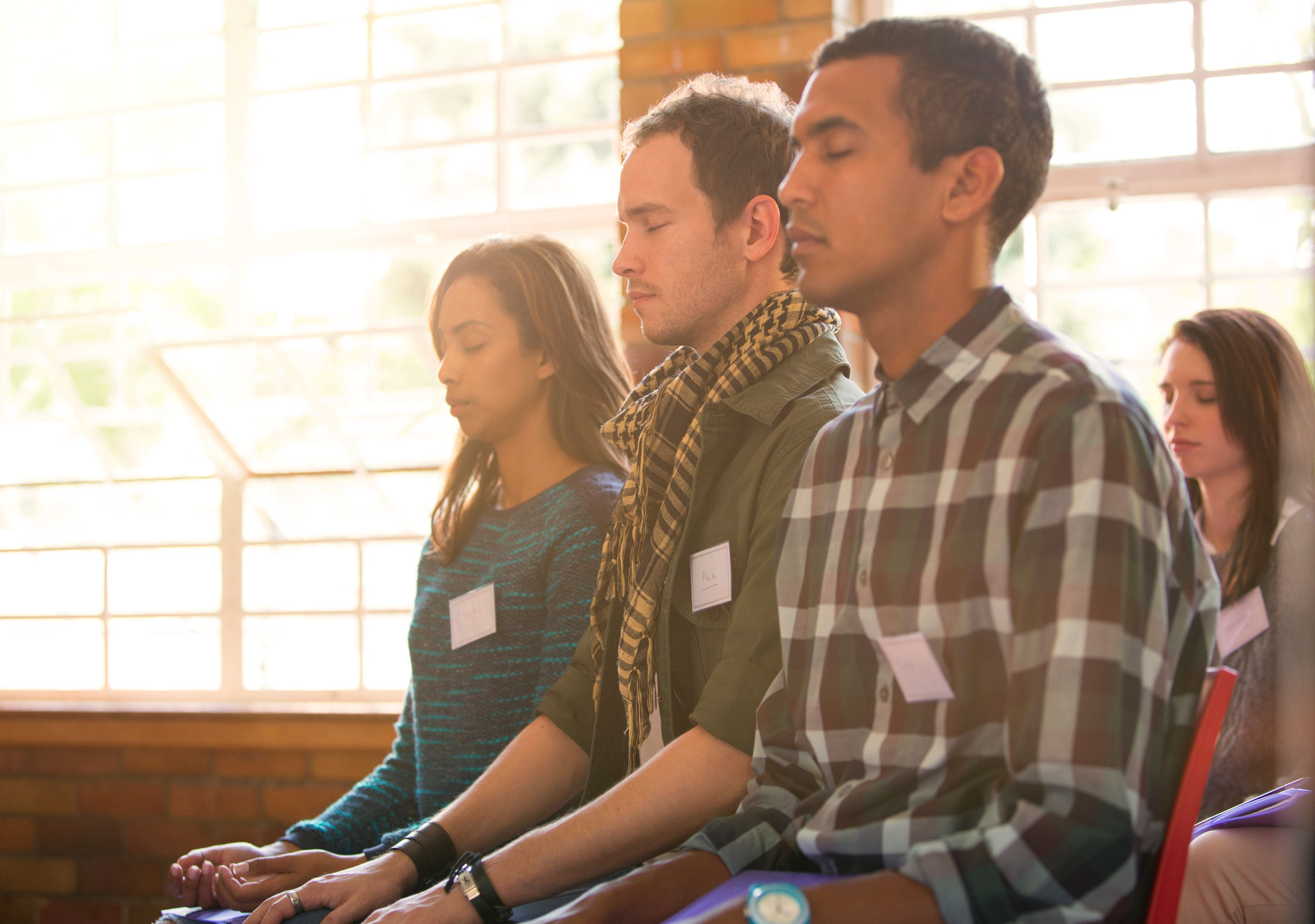Mindfulness Therapy 'As Effective' As Anti-Depressants At Preventing Recurring Depression, Study