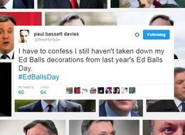 5 Signs We've Lost Sight Of The True Meaning Of Ed Balls Day
