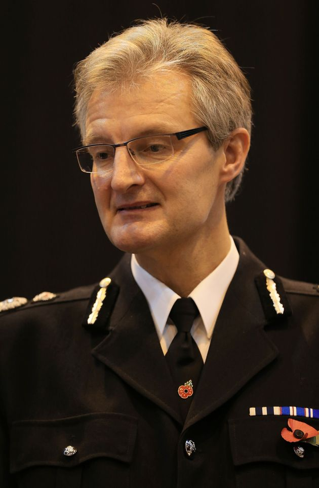 South Yorkshire Police chief constable David Crompton was suspended over his response to the Hillsborough