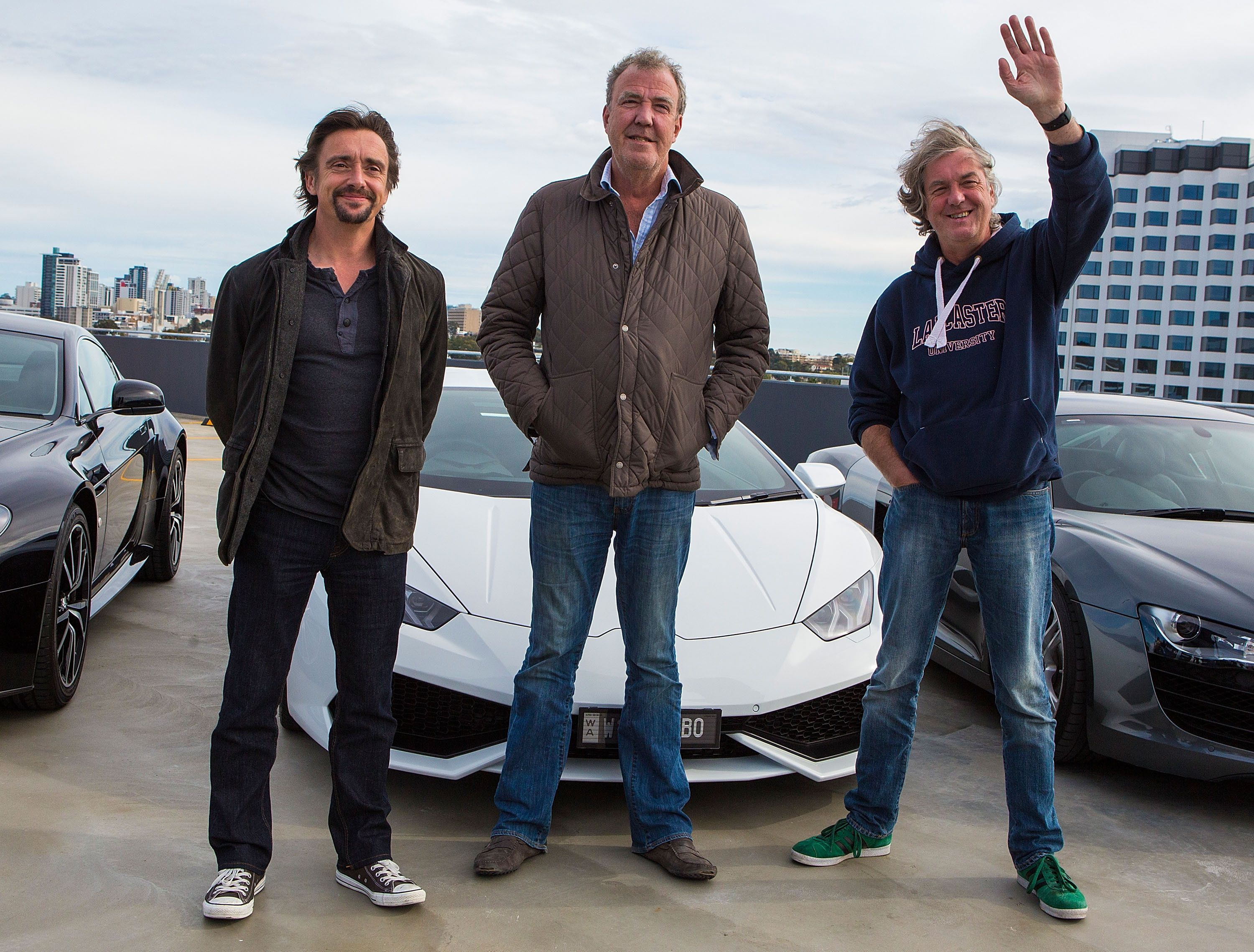 'Top Gear' Fans Are Going To Love The Latest Teaser For Clarkson's New