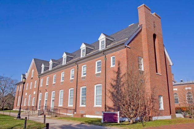 Salisbury University, Maryland, has around 8,700