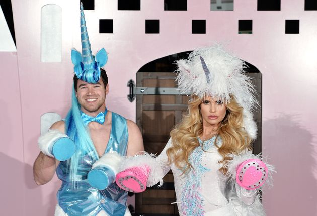Katie Price Dresses Up As A Unicorn To Launch New TV Show, Gets Slammed By PETA